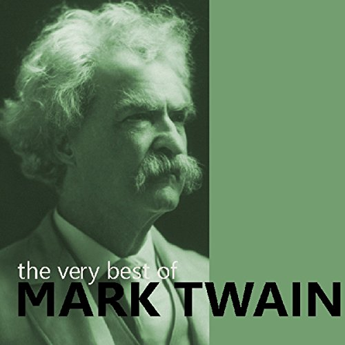 The Very Best of Mark Twain audiobook cover art