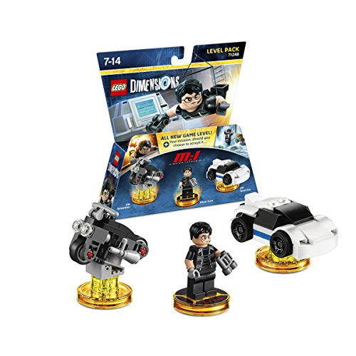 Level Pack Lego Dimensions W6 Mission Impossible (71248)