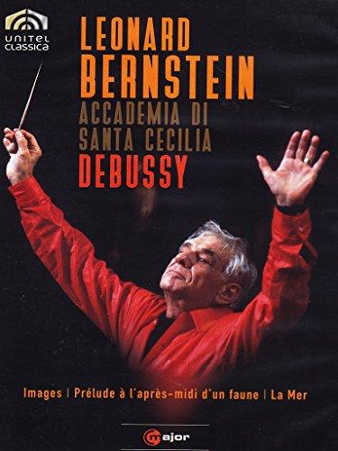 Leonard Bernstein: Debussy (Images/ Prélude À L'après Midi D'un Faune/ La Mer) [DVD] [2010]