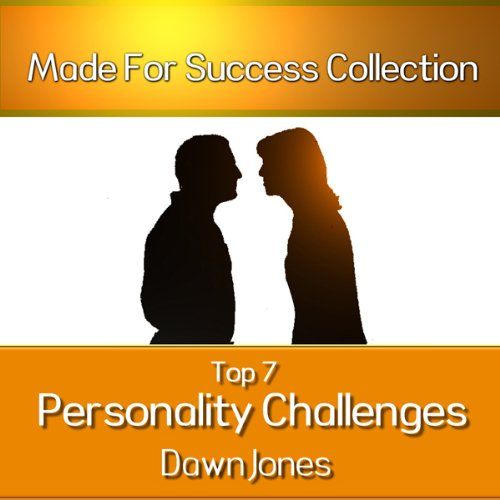 Top 7 Personality Challenges audiobook cover art