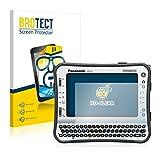 BROTECT Schutzfolie kompatibel mit Panasonic Toughbook CF-U1 (2 Stück) klare Bildschirmschutz-Folie