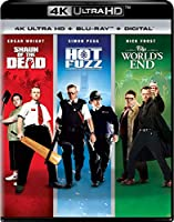 Shaun of the Dead / Hot Fuzz / The World's End [Blu-ray]
