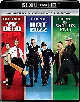 Shaun of the Dead / Hot Fuzz / The World s End Trilogy [Blu-ray]