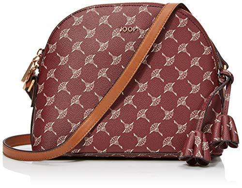 Joop! Schultertasche Cortina Alina aus Kunststoff Damen Handtasche mit Reißverschluss