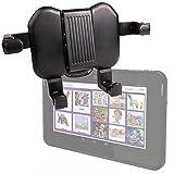 DURAGADGET Soporte para La Tablet De Niños Cefatronic Tablet Clan/Clan 2 / Clan Tortugas Ninja/Advanced - con Abrazaderas Ajustables
