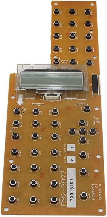 FM2-3977 Control Panel for Canon FAX-L100 FAX-L120 L100 L120 Key Board Printer Parts