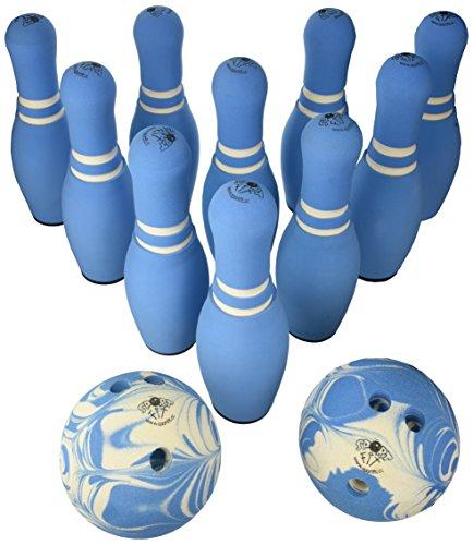 SportFit 650-96 - Soft Bowling Set aus Moosgummi