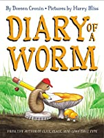 Diary of a Worm by Doreen Cronin(2003-08-14)