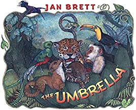 The Umbrella by Jan Brett (2004-09-09)
