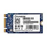 TCSUNBOW M.2 2242 32GB SSD NGFF 240GB 256GB Solid State Drive Disk for Ultrabook Desktop PCs and Mac Pro (2242mm) (32GB)