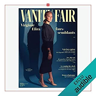 Couverture de Vanity Fair : octobre 2018