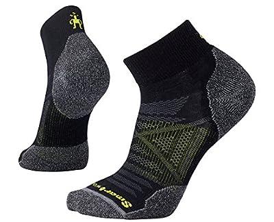 Smartwool PhD Outdoor Light Mini Socks (Black) Medium