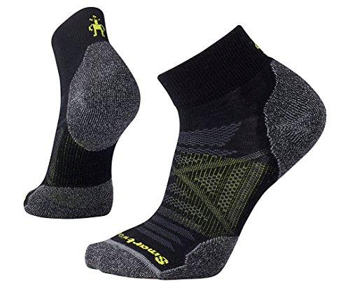 Smartwool Herren PhD Outdoor Light Mini Socks, Black, M