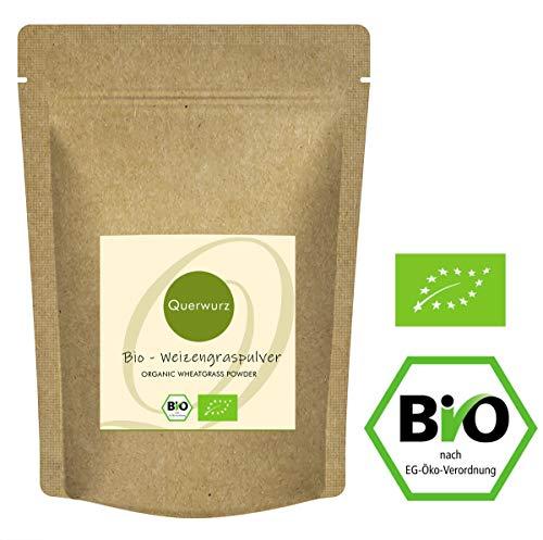 Bio Weizengras Pulver (200 g)