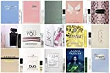 15 Women's Designer Fragrance sampler collection - 15 High End Perfume Vials