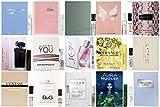 15 Women's Designer Fragrance sampler