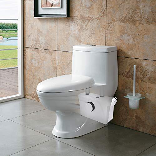 Hengda Broyeur Sanitaire, WC Broyeur Pour Eliminer Les Eaux Usées,3/1 Station Pompe de Relevage...