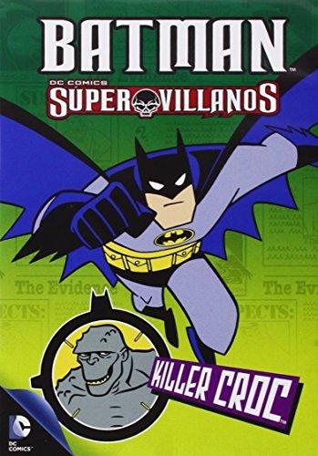 Batman:Super Villanos:Killer Crop [DVD]