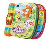 Vtech – Musical Rhymes Book – Do, Ré, Mi Super Livre Enchanté Version Anglaise