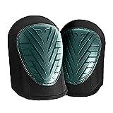 QUMAXX Ginocchiere da Lavoro a gel/Protezione ginocchia per lavoro e giardinaggio - Attrezzatura protettiva del ginocchio/Protezione ginocchio per giardinaggio e lavori di costruzione