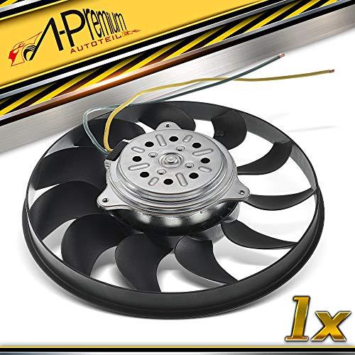 Rueda del ventilador del radiador Motor del ventilador Refrigeración del motor Ventilador del radiador Con motor para A6 4F2 C6 Allroad 4FH C6 Avant 4F5 C6 20040-2009 4F0959455A