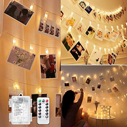 Clip de Cadena Luces LED