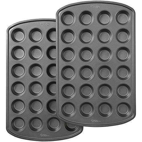 Mini Muffin Pan Set