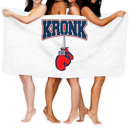 Kronk - Toalla de baño para gimnasio (secado rápido)