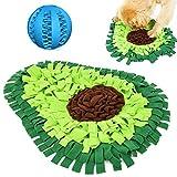 Schnüffelteppich Hund,Intelligenzspielzeug Schnüffelteppich,Trainieren Matte Fördert Natürliche...