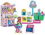 Shopkins- Pick 'n' Pack Set de Juego pequeño de Mart. (Flair Leisure Products HPKD2000)
