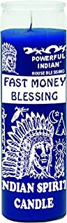 fast money blessing indian spirit candle