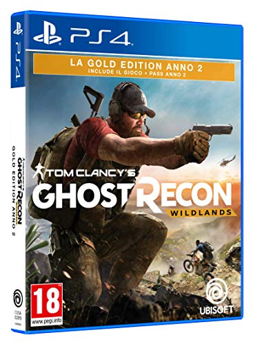 Tom Clancy's Ghost Recon: Wildlands -Anno 2 Gold Edition - PlayStation 4