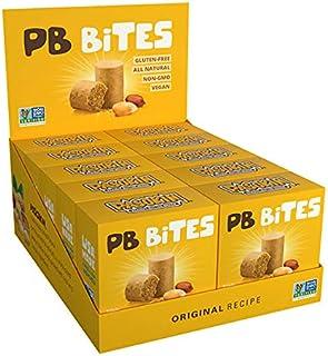 PASOKIN | Natural Peanut Butter Snack, Creamy PB Bites | Gluten Free, Vegan Protein | Pacoca Made in USA, 0.5 oz bites [20...
