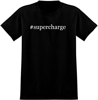 Harding Industries #Supercharge - Hashtag Men's Graphic T-Shirt