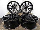 4 Alufelgen V1 Wheels V1 18 Zoll passend für 1er 2er 3er E90 F30 4er 5er F10 X1 X4 X3 Z4 NEU