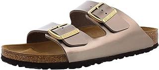 Birkenstock Men's Arizona Pull Up Navy Open Toe Sandals