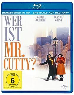 Wer ist Mr. Cutty? [Blu-ray]