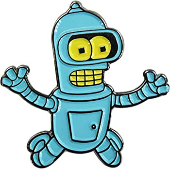 Futurama - Baby Bender - Enamel Pin