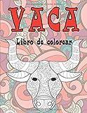 Vaca - Libro de colorear