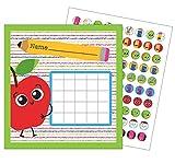 Carson Dellosa Mini Incentive Charts Teaching Material (148032)