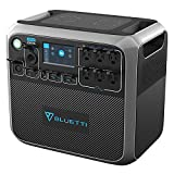 BLUETTI Portable Power Station AC200P 2000Wh/2000W Solar Generator With LiFePO4 Backup Battery Pack , 700W Max Solar Input with MPPT Recharge Tech , 6 2000W AC Outlet(4800W Peak) for Off Grid RV Home Emergency Outdoor Camping Explore