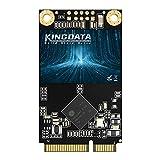 SSD MSATA 250GB KINGDATA Disco Duro Interno De Unidad de Estado Sólido de Alto Rendimiento para Computadora Portátil de Escritorio SATA III 6Gb/s(MSATA, 250GB