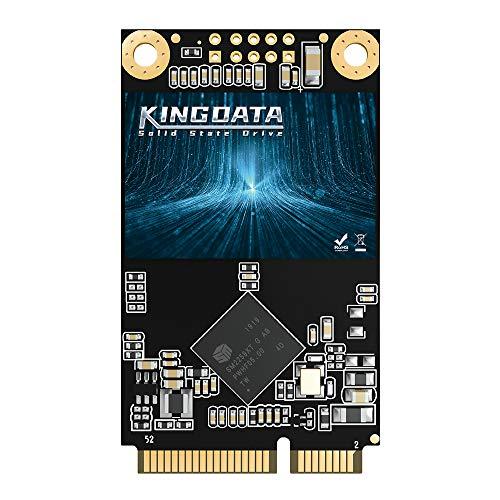 SSD Msata 256GB KINGDATA internes Solid State Drive für Desktop-Laptops SATA III 6 Gb/s 1TB 500gb 250gb 120gb Hochleistungs Festplatte(MSATA.256GB)