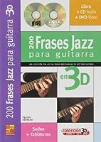 200 Frases Jazz Guitara 3D
