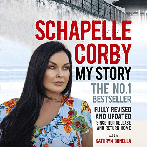 My Story: Schapelle Corby cover art