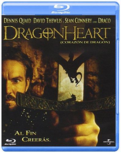 Dragonheart (Blu-Ray) (Import) (Keine Deutsche Sprache) (2012) Thewlis; David; Quaid; Dennis; Connery