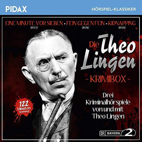 Die Theo Lingen Krimi-Box Titelbild