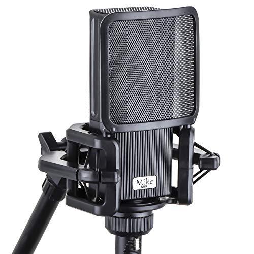 XLR Condenser Microphone,KMDDZ Professional...