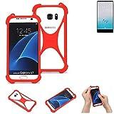 K-S-Trade® Mobile Phone Bumper For Ulefone F1 Silicone