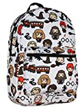 Harry Potter Laptop Backpack Chibi Characters Art Sublimated Bag